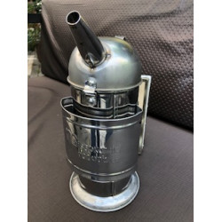 German type galvanized smoker