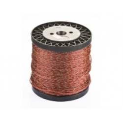 steel wire electric fence