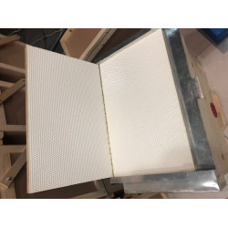 Press honeycomb metal 41ch26 print (dadan)