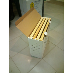 Carton for transfer flock four 4 frames