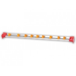 Aluminum rods support cell (set)