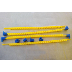 Rods base for royal jelly (set of 2)