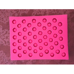 Silicone mold for queen cells 50