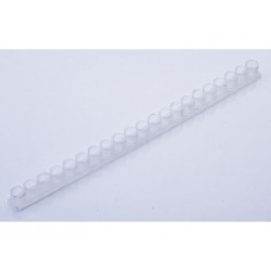 Twenty plastic cages in Rod and production of royal jelly.
