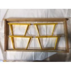 Frame 4 frame coupling box
