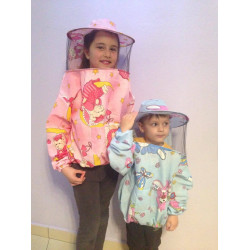 Goggle Jackets children with playful designs