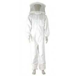Coverall beekeeping mask