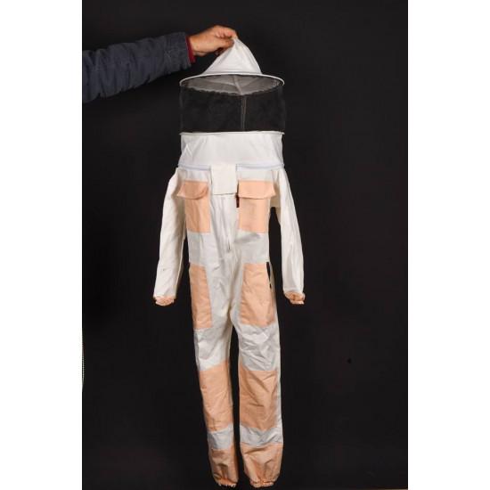 Full-length children's beehive mask