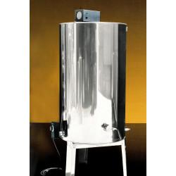 Honey tank heated by a 210 kg stirrer
