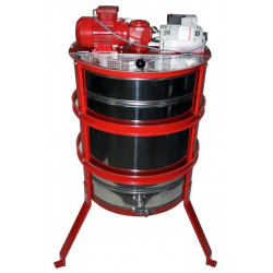 4 frame electric honey extractor