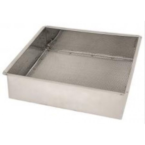Honey metal filter square 23 * 23