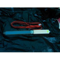 Electric knife antiscaling 20cm 12v