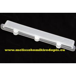 Plastic system for formic acid