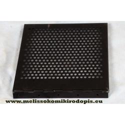Inlet metal trap with adjustable door 19x17