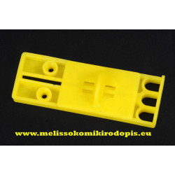 Rectangular flip cell 95*32 mm