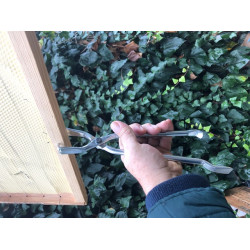 Large frame pliers