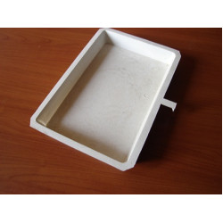 Plastic drawers pollen trap