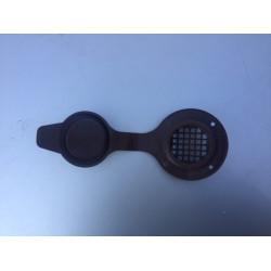 Cap cell lid plug