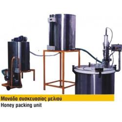 Unit packing honey