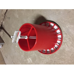Feeder for poultry 15 l