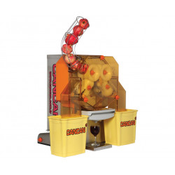 Automatic juicer rhodium and gkreifrout