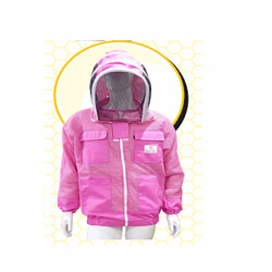 Jacket ventilated astronaut pink